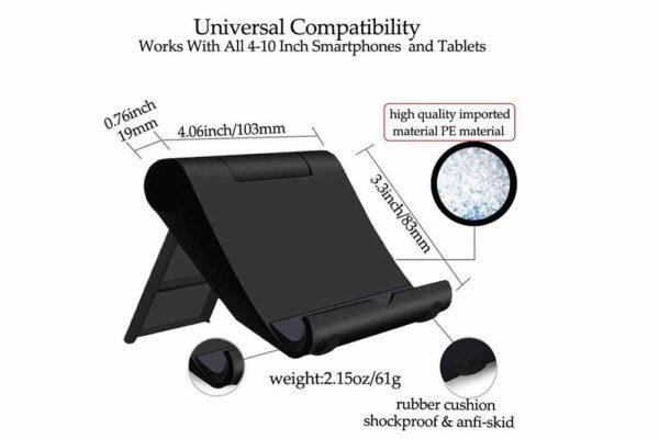 Einstellbarer-Handy-Ständer-Halterung-Tablet-Schreibtisch-3