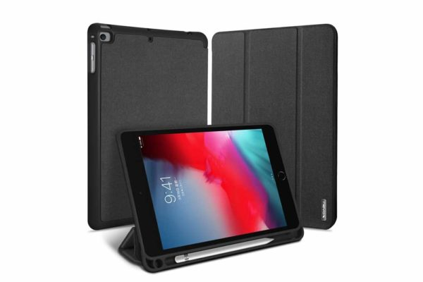 Nevox-Vario-Series-iPad-Mini-5-4-Booktasche-basaltgrau-1
