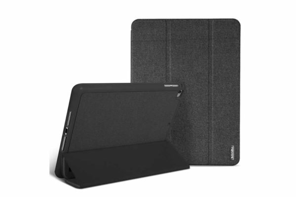 Nevox-Vario-Series-iPad-Mini-5-4-Booktasche-basaltgrau