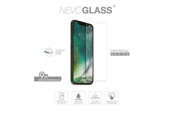 NEVOGLASS-iPhone-X-Xs-tempered-Glass