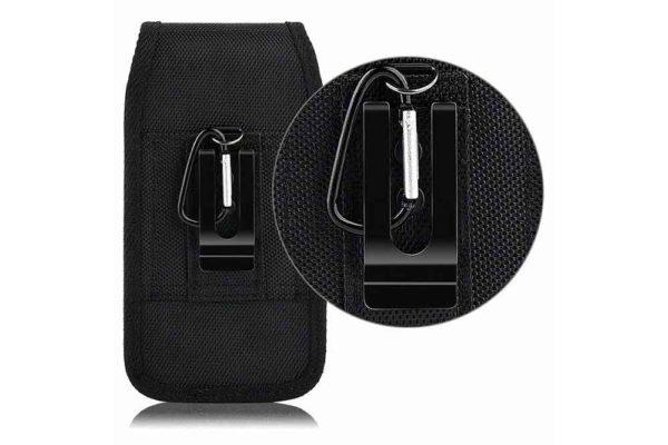 Bridge94-universal-Smartphone-Gürtel-Holster-Tasche-vertikal-horizontal-schwarz-11