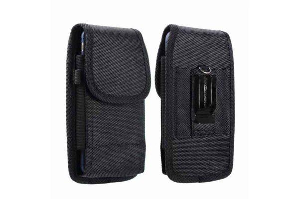 Bridge94-universal-Smartphone-Gürtel-Holster-Tasche-vertikal-horizontal-schwarz-6