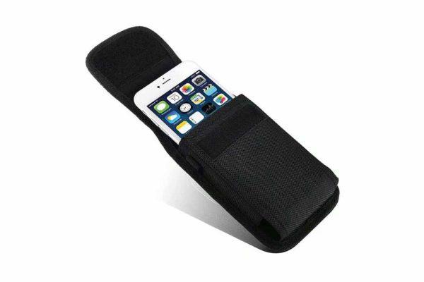 Bridge94-universal-Smartphone-Gürtel-Holster-Tasche-vertikal-horizontal-schwarz-8