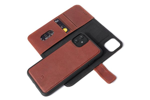 Decoded-Leather-Detachable-Wallet-Case-Echtleder-iPhone-11-Kreditkarten-Braun-3