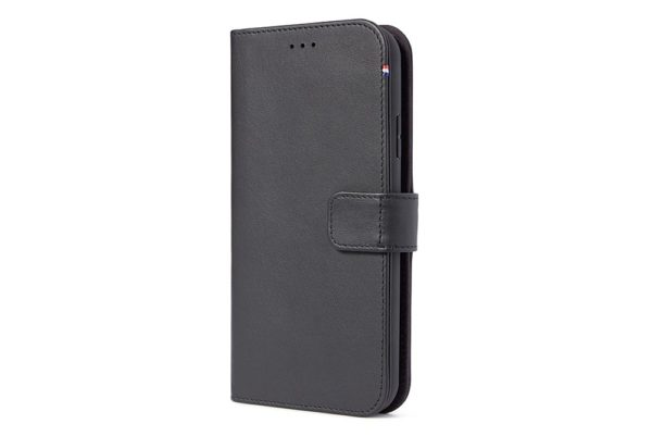Decoded-Leather-Detachable-Wallet-Case-Echtleder-iPhone-11-Kreditkarten-Schwarz