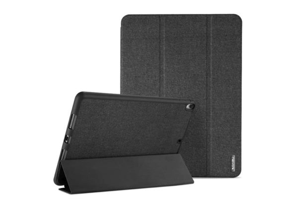Nevox-Vario-Series-iPad-Pro-Air-10.5-Booktasche-basaltgrau