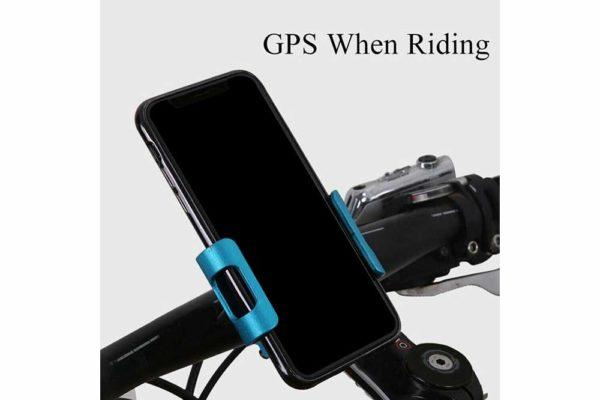 Smartphone-Halter-Fahrrad-Velo-Motorrad-Kinderwagen-2
