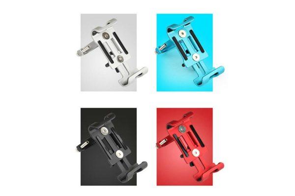 Smartphone-Halter-Fahrrad-Velo-Motorrad-Kinderwagen-3