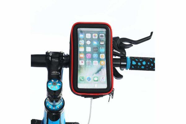 Smartphone-Halter-Wasserdicht-Velo-Motorrad-Kinderwagen-3