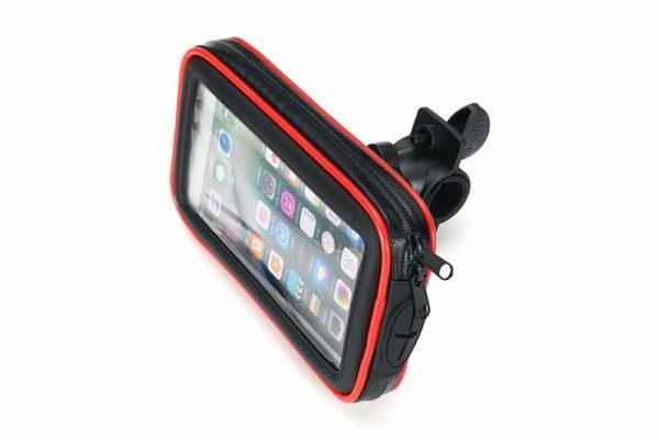 Smartphone-Halter-Wasserdicht-Velo-Motorrad-Kinderwagen-4