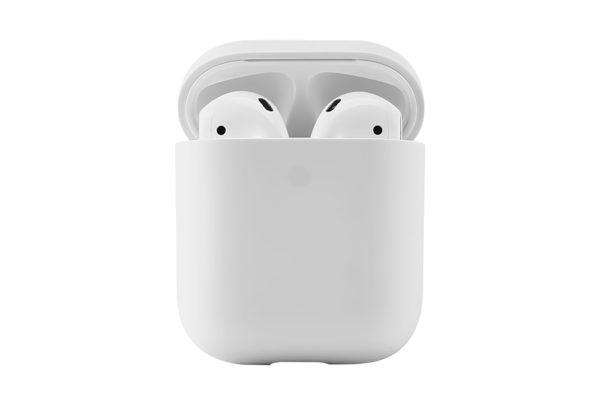nevox-Halter-Apple-AirPods-weiss