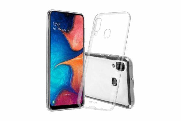 nevox-StyleShell-Flex-Samsung-Galaxy-A20e-transparent