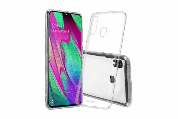 nevox-StyleShell-Flex-Samsung-Galaxy-A40-transparent