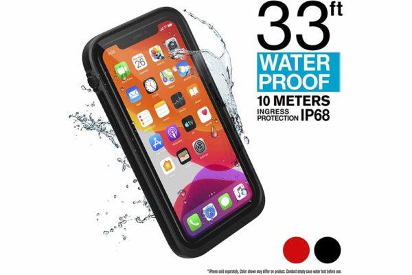 Catalyst-Wasserdicht-Schock-Resistent-Case-iPhone-11-Stealth Black-2