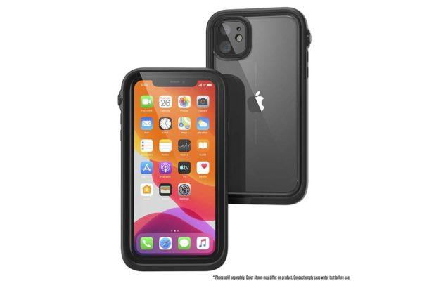 Catalyst-Wasserdicht-Schock-Resistent-Case-iPhone-11-Stealth Black