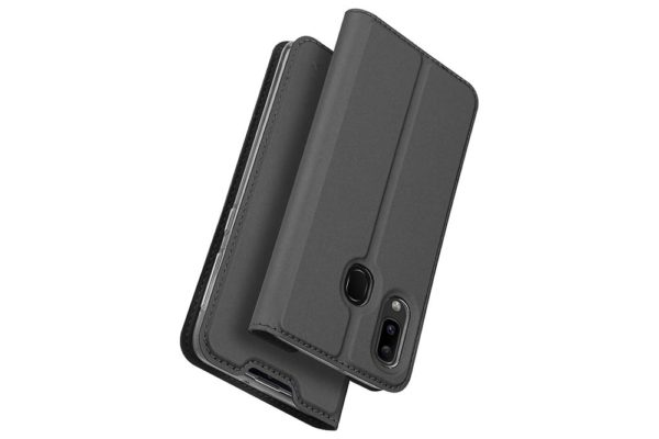 Nevox-Vario-Series-Samsung-A20e-Booktasche-basaltgrau-4