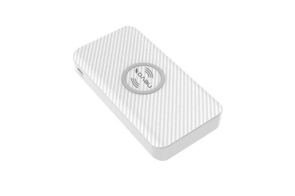 Nevox-Wireless-Qi-POWERBANK-10000mah-TRIPLE-Input-weiss-3