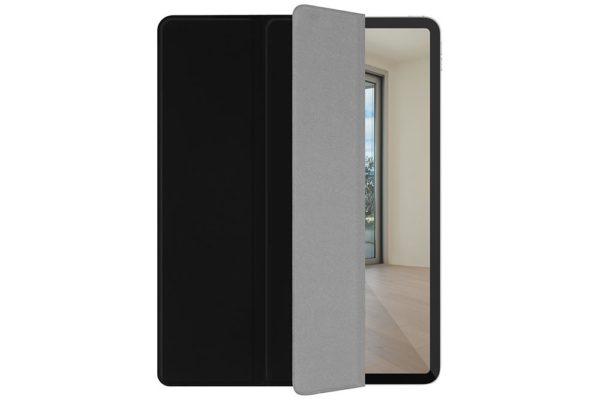 Macally-Bookstand-Schutzhülle-Stand-Sleep-Wakefunktion-iPad-12.9-2018-Schwarz