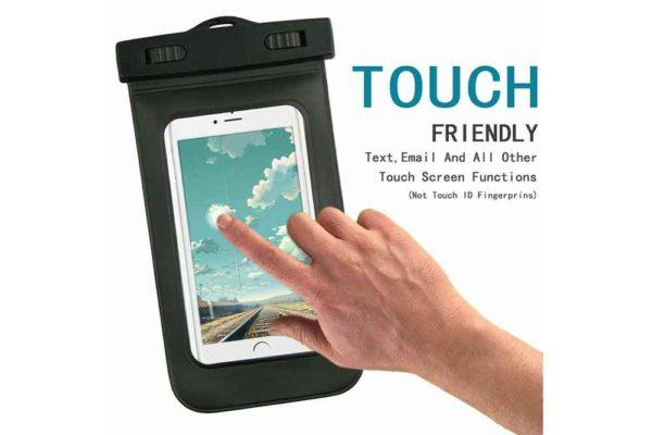 Bridge94-wasserdicht-Beutel-Tasche-Schwimmen-trocken-Unterwasserbeutel-iPhone-Samsung-LG-Motorola-HTC-Huawei-2