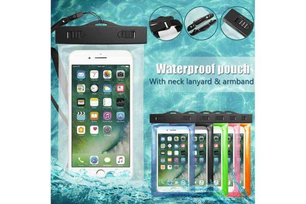 Bridge94-wasserdicht-Beutel-Tasche-Schwimmen-trocken-Unterwasserbeutel-iPhone-Samsung-LG-Motorola-HTC-Huawei-6