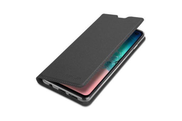 Nevox Vario Series-Samsung-S20-Booktasche-Kreditkartenfach-magent-basaltgrau-2