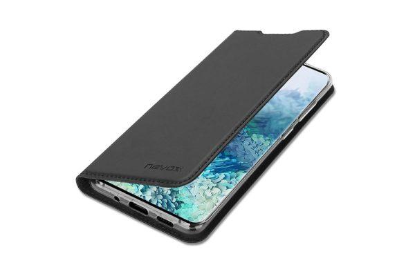 Nevox-Vario-Series-Samsung-S20-Plus-Booktasche-basaltgrau-2
