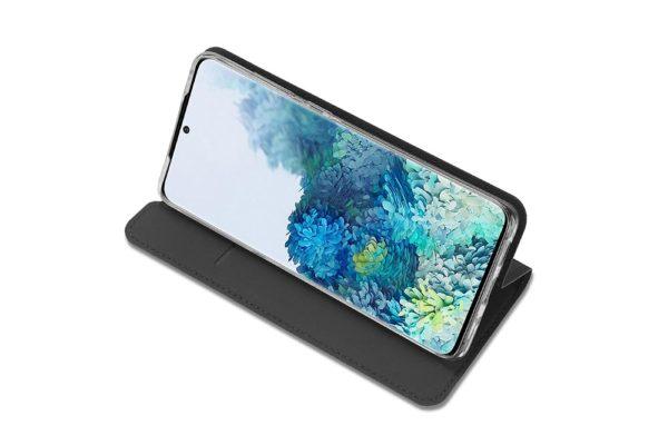 Nevox-Vario-Series-Samsung-S20-Plus-Booktasche-basaltgrau-3