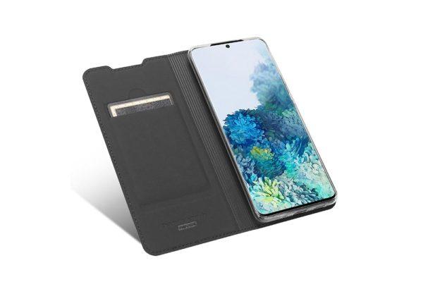 Nevox-Vario-Series-Samsung-S20-Plus-Booktasche-basaltgrau