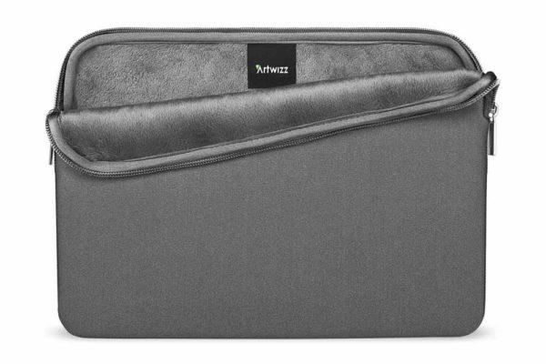 Artwizz-Neopren-Sleeve-Pro-Eleganter-Skin-MacBook-Pro-16-Aussenfach-Grau-1