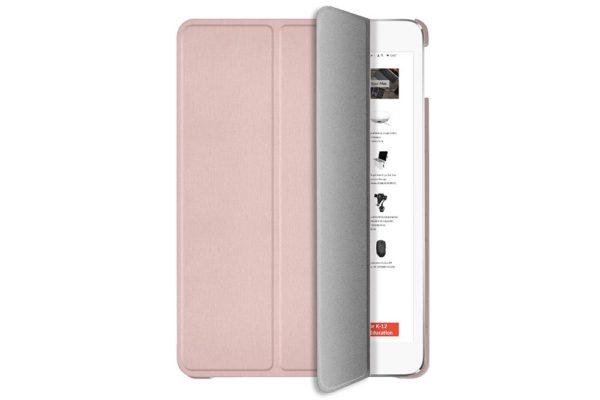 Macally-Bookstand-Schutzhülle-Stand-Sleep-Wakefunktion-iPad-10.2-2019-Rosa-2