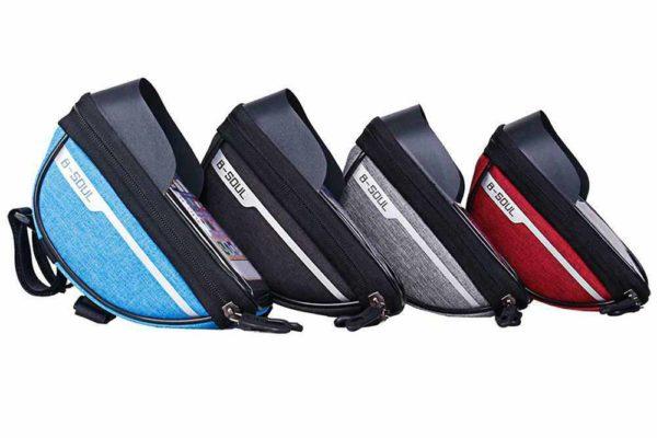 Wasserdichte-Fahrrad-Tasche-Pack-Schlauch-Kinderwagen-Smartphone-1
