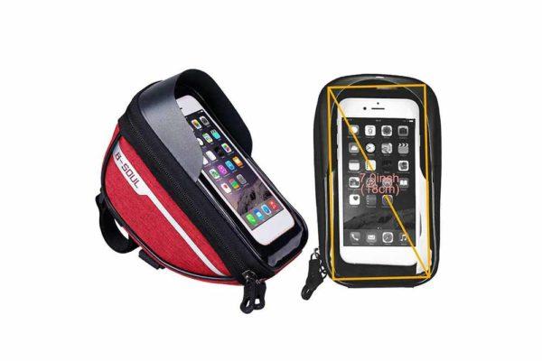 Wasserdichte-Fahrrad-Tasche-Pack-Schlauch-Kinderwagen-Smartphone-2