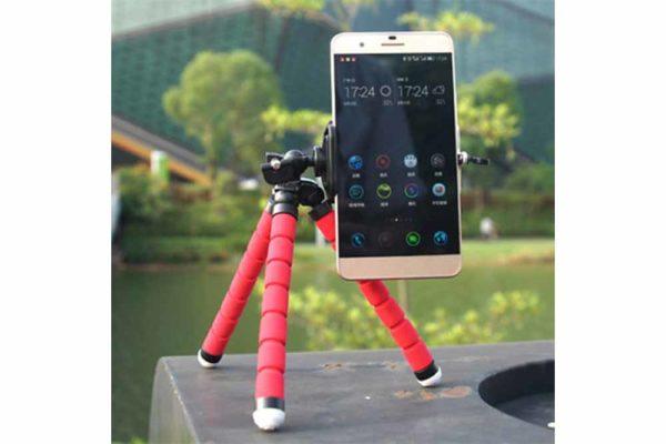 Flexible-Mini-Octopus-Stativ-Halterung-iPhone-smartphone-Handy-Kamera-6