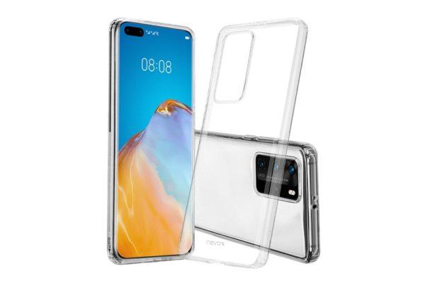 Nevox-StyleShell-Flex-Huawei-P40-Pro-transparent