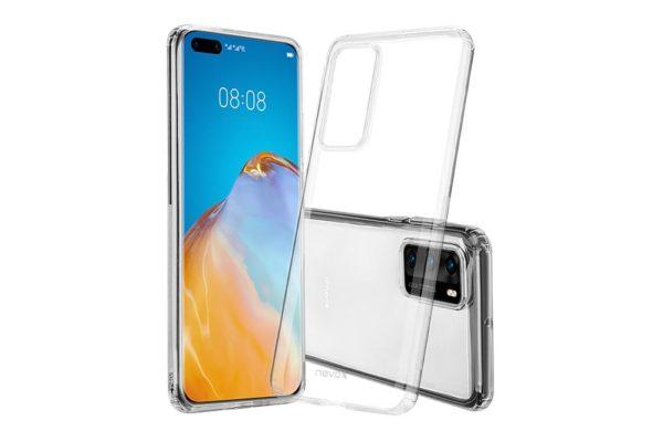 Nevox-StyleShell-Flex-Huawei-P40-transparent