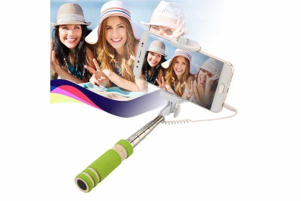 Bridge94-Selfie-Stick-Einbeinstativ-Auslösekabel-ausziehbar-Smartphones-1