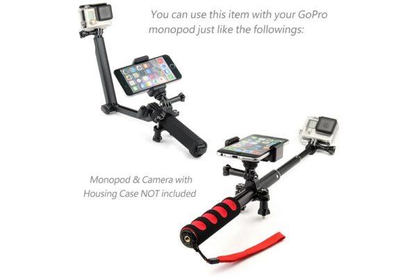 Fahrrad-Velo-Kinderwagen-smartphone-Halterung-7