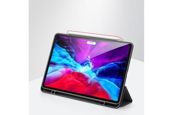 Nevox-Vario-Series-iPad-Pro-12.9-Booktasche-basaltgrau-2