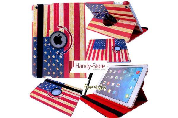Hülle für iPad 2/3/4 - USA
