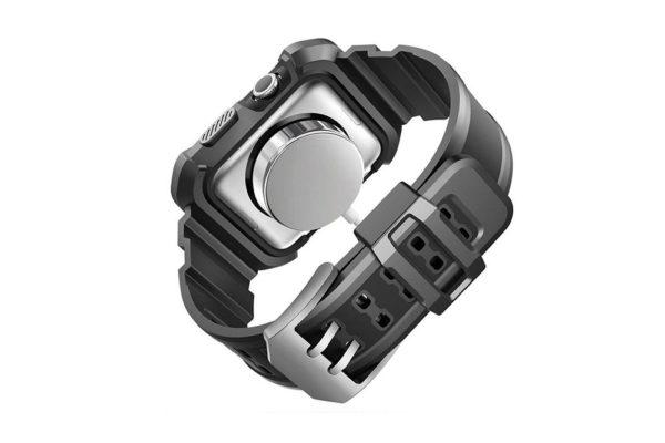Bridge94-Apple-Watch-42 mm-Outdoor-Armband-schwarz-6