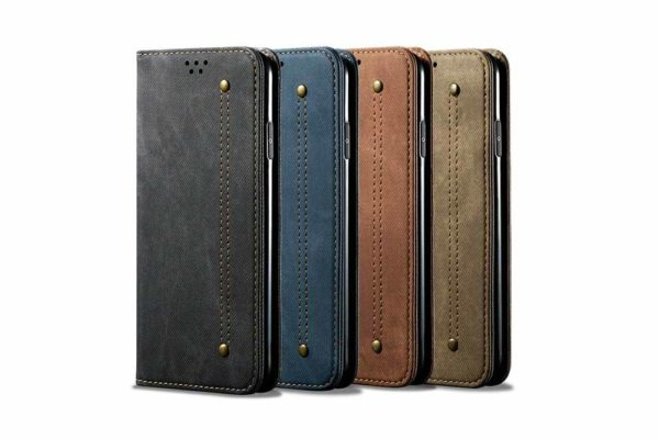 Bridge94-Retro-Wallet-Canvas-Book-Style-Flip-Cover-Case-iPhone-5