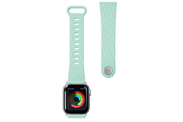 Apple-Watch-Sport-Armband-anibakteriell-Mint