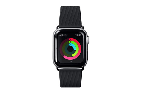 Apple-Watch-Sport-Armband-anibakteriell-Schwarz-2