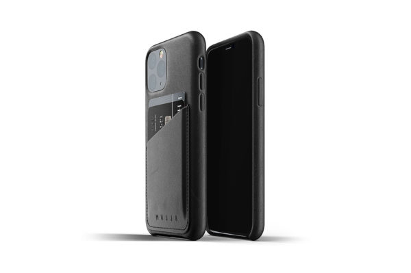 Full Leather Case for iPhone 11 Pro - Black -2