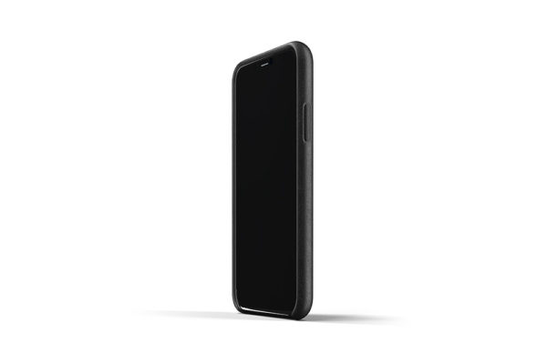 Full Leather Case for iPhone 11 Pro - Black -4