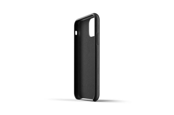 Full Leather Case for iPhone 11 Pro - Black -5