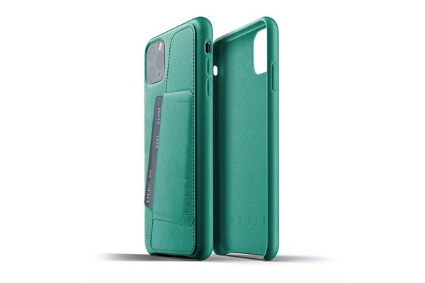 Full Leather Case for iPhone 11 Pro Max - Alpine Green