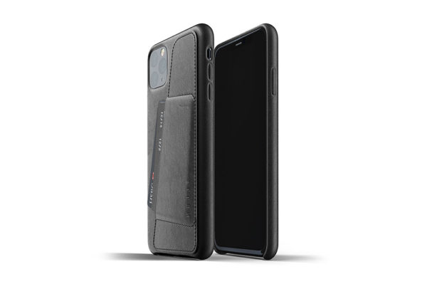 Full Leather Case for iPhone 11 Pro Max - Black -2