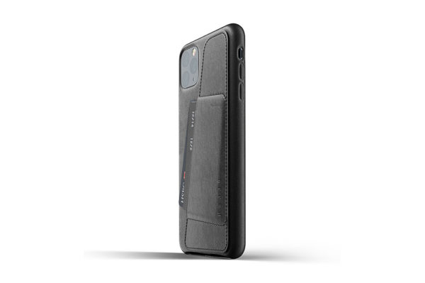 Full Leather Case for iPhone 11 Pro Max - Black -3