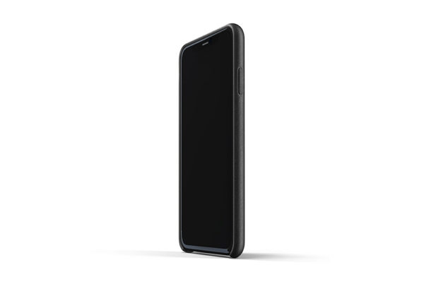 Full Leather Case for iPhone 11 Pro Max - Black -4